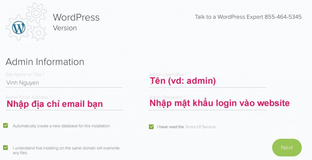 thiết kế website bằng wordpress 12