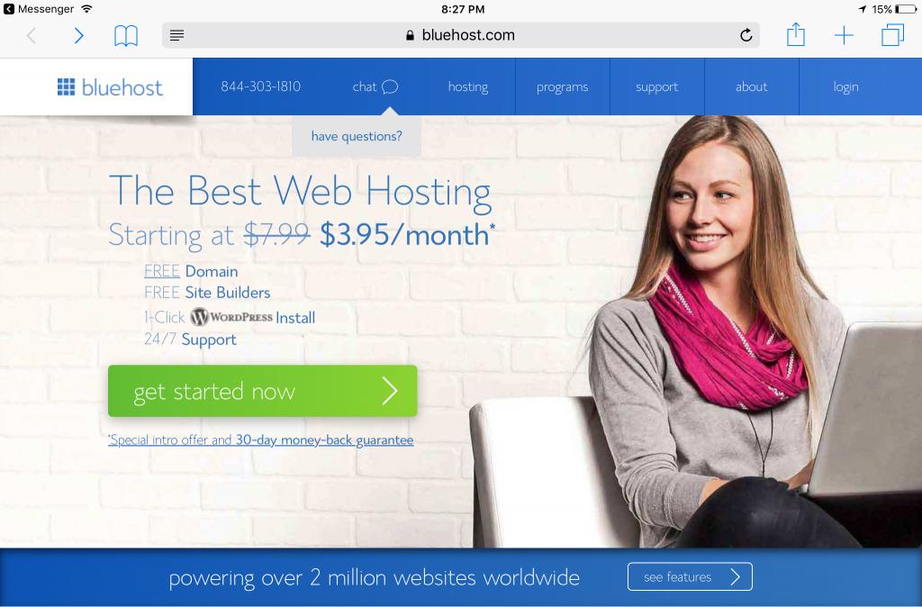 thiết kế website bằng wordpress 1