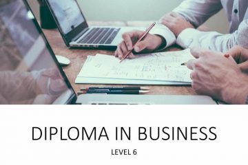 Diploma in Business Level 6