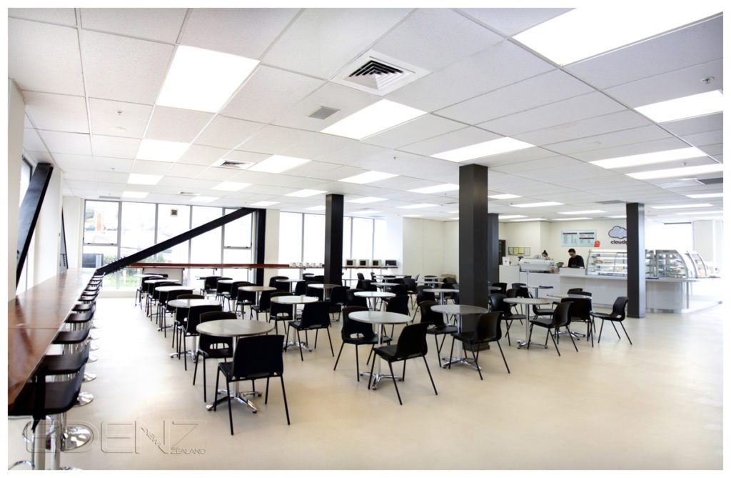 Edenz Colleges - Cafe
