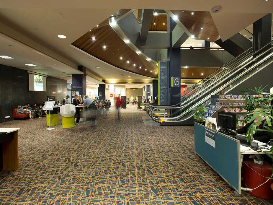 Центральная библиотека Окленда